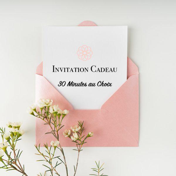 invitation cadeau