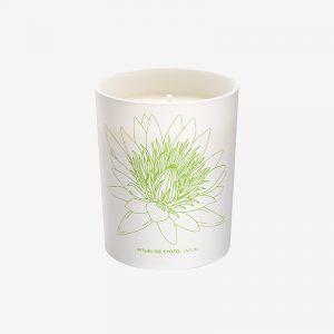 bougie aromatique kyoto cinq mondes