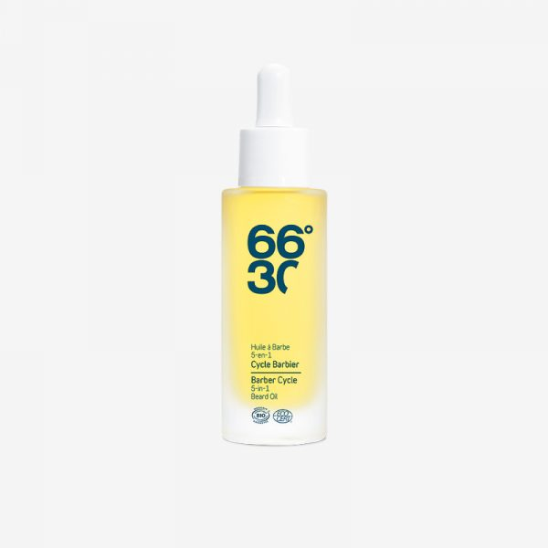 huile pour barbe 6630