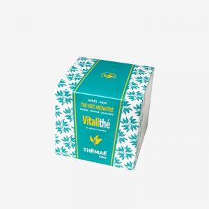 thé vert aromatisé thémaé