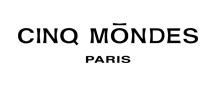 logo noir Cinq Mondes